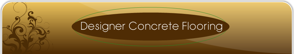 Designer Concretet Flooring